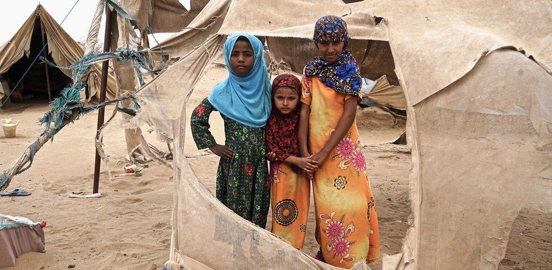 تراجع التبرعات للأزمة الإنسانية اليمنية