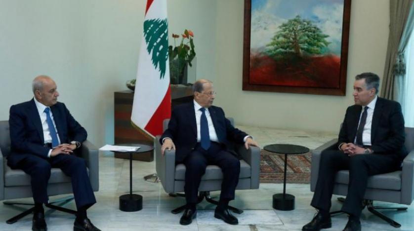 الرئيس اللبناني يكلّف مصطفى أديب بتشكيل حكومة جديدة