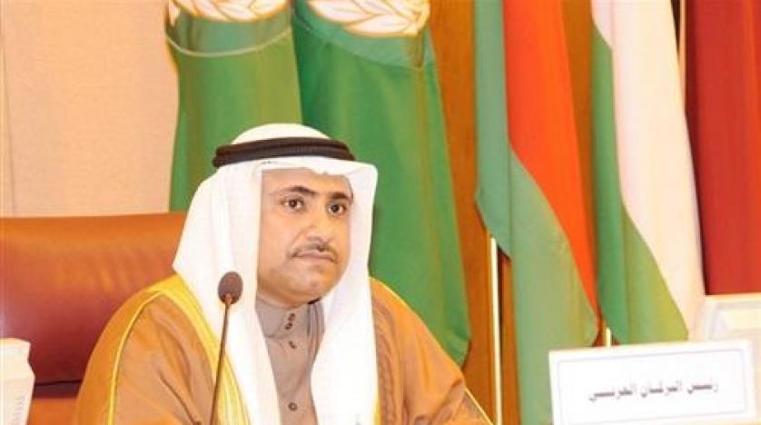 العسومي خلفاً للسلمي في رئاسة «البرلمان العربي»