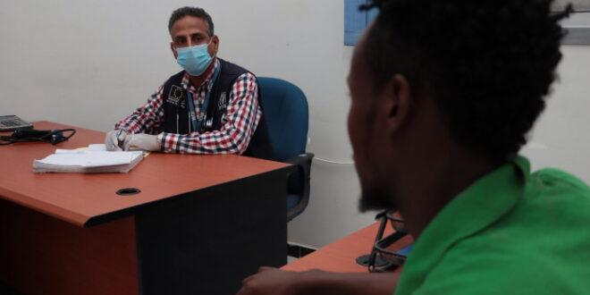 الدولية للهجرة تسجل 2600 مهاجر في عدن لإعادتهم إلى بلدانهم