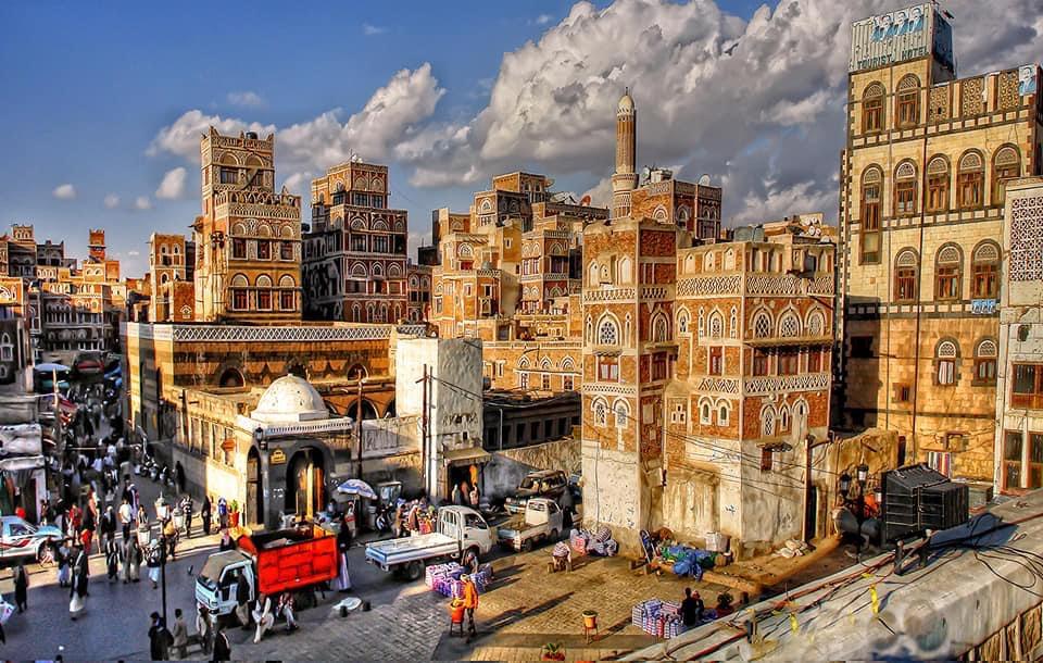 الأسواق الشعبية في صنعاء