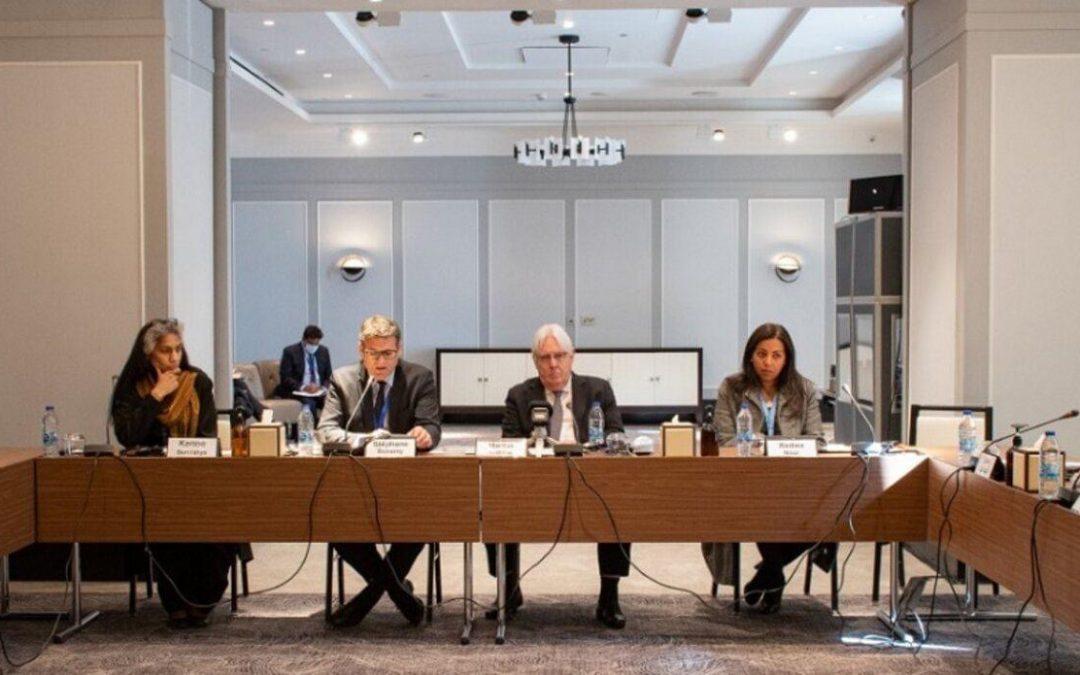انطلاق الجولة الخامسة من اجتماعات لجنة تبادل الأسرى بين الحكومة وجماعة الحوثي