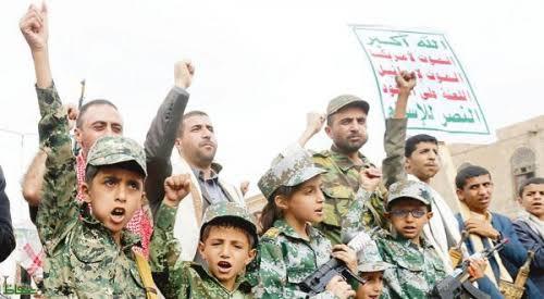 جماعة الحوثي تعزز جبهة مأرب بمقاتلين بينهم أطفال