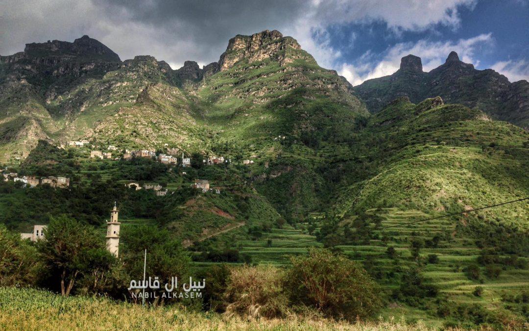 الطبيعة في جبال اليمن
