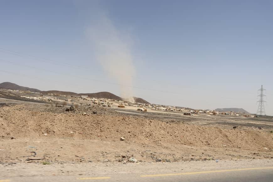 الوحدة التنفيذية للنازحين في مأرب تستنكر التحريض الحوثي لاستهداف مخيمات النزوح