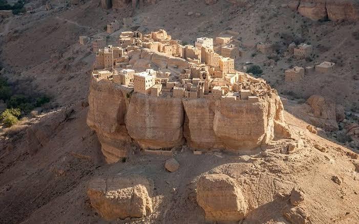 قرية حَيد الجزيل بحضرموت
